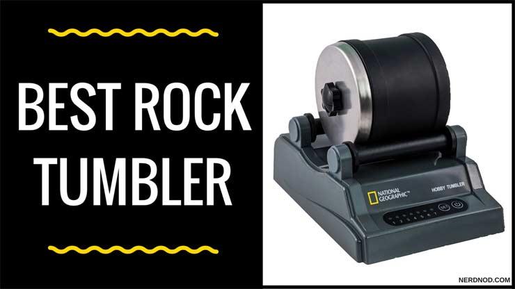 Best Rock Tumbler National Geographic Hobby Rock Tumbler